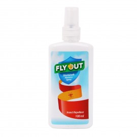 FLY OUT SİVRİSİNEK KOVUCU 100ml. *24ad.