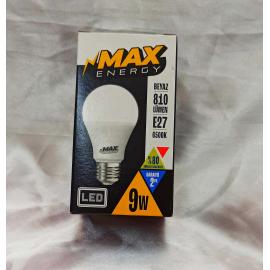 MAX 9 WATT LED AMPUL MAX-F001