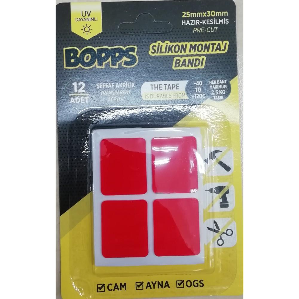 BOPPS SİLİKON MONTAJ BANDI BP-4758