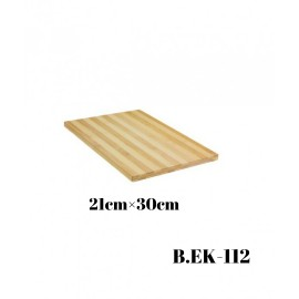 BALSA AHŞAP KESİM PANOSU 21cm×30cm B.EK-112