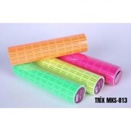 TRİX MKS-813 RENKLİ FİYAT ETİKETİ