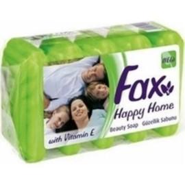 FAX HAPPY HOME 5'Lİ EL SABUNU * 24ad.