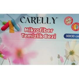 CARELLY MİKROFİBER TEMİZLİK BEZİ CR-F465